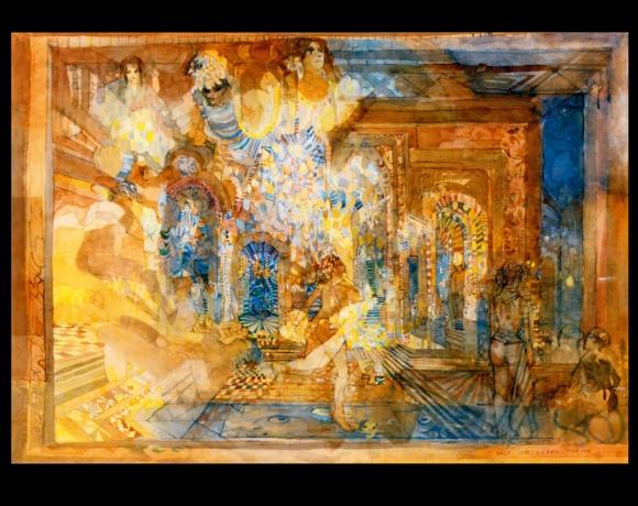 «Alhambra», 1983–85