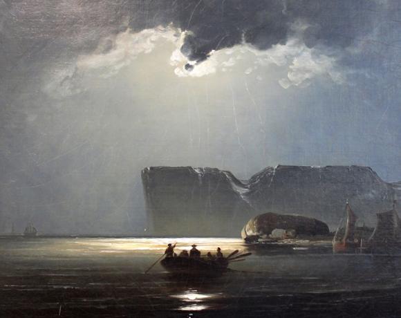 Balke, Nordkapp
