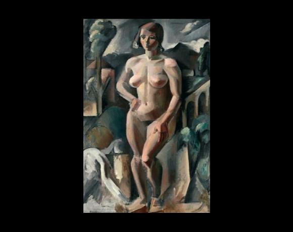 «Kvinneakt», 1920