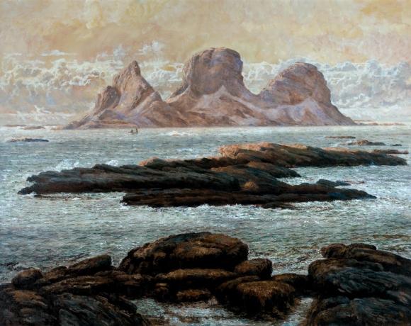 «Trænyken, Røst», 1988