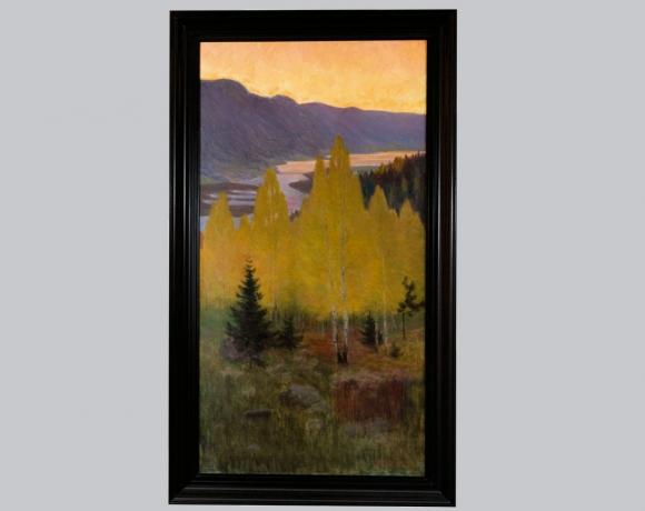 Utsnitt Fra Vågåsommeren, 1894