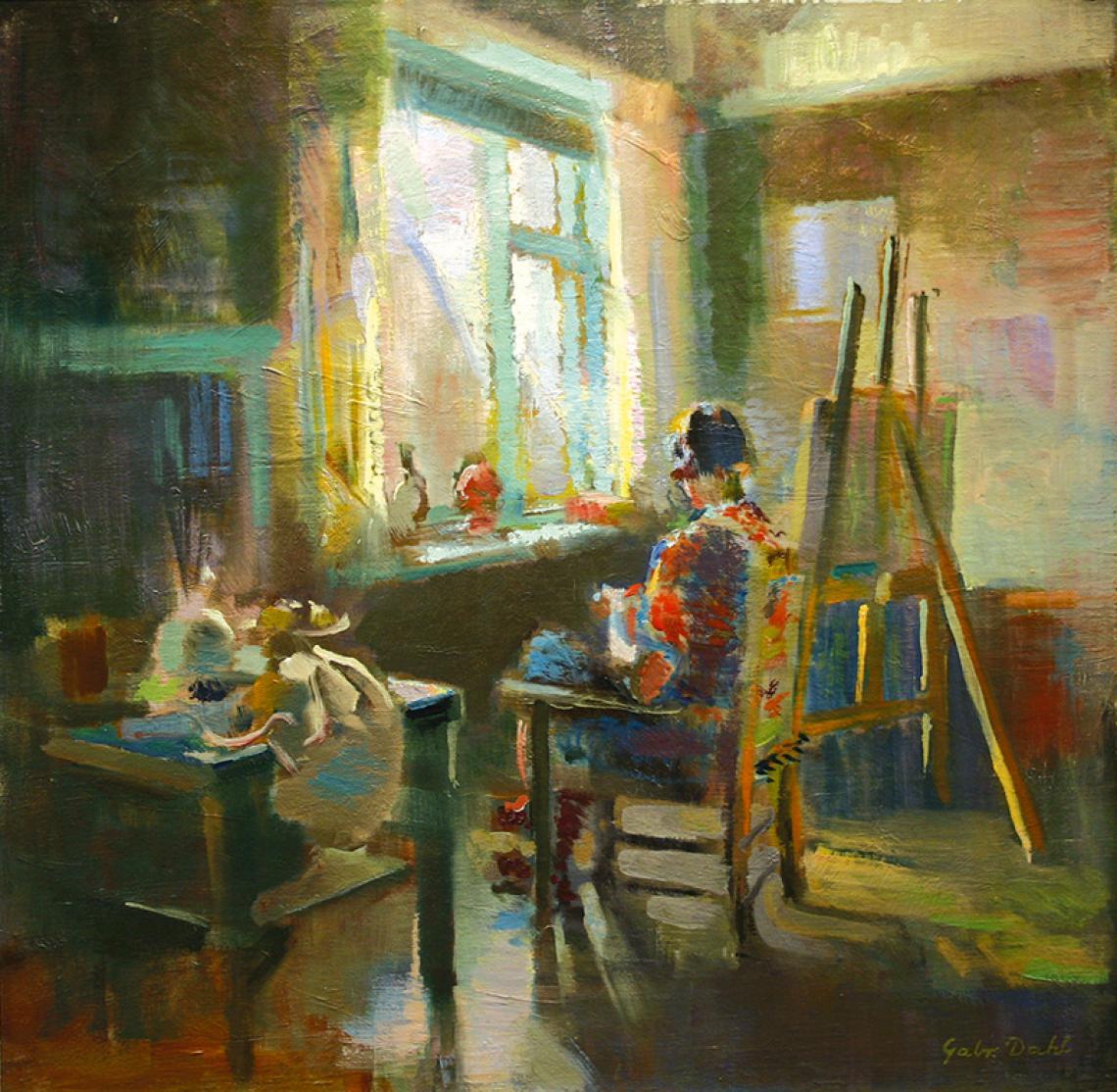 Gabriel Dahl (1889 – 1963)