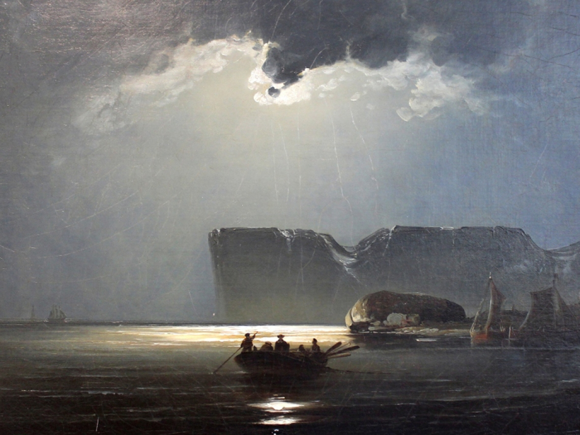 Peder, Balke, Nordkapp