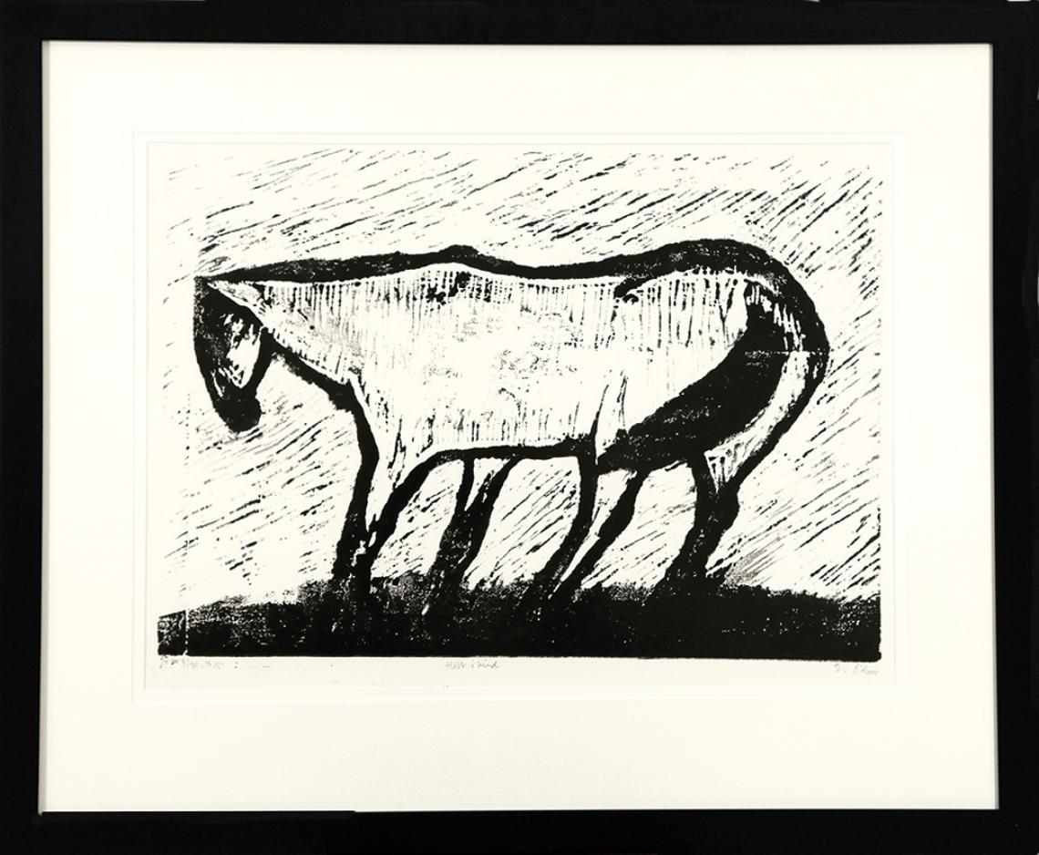 «Hest i vind»