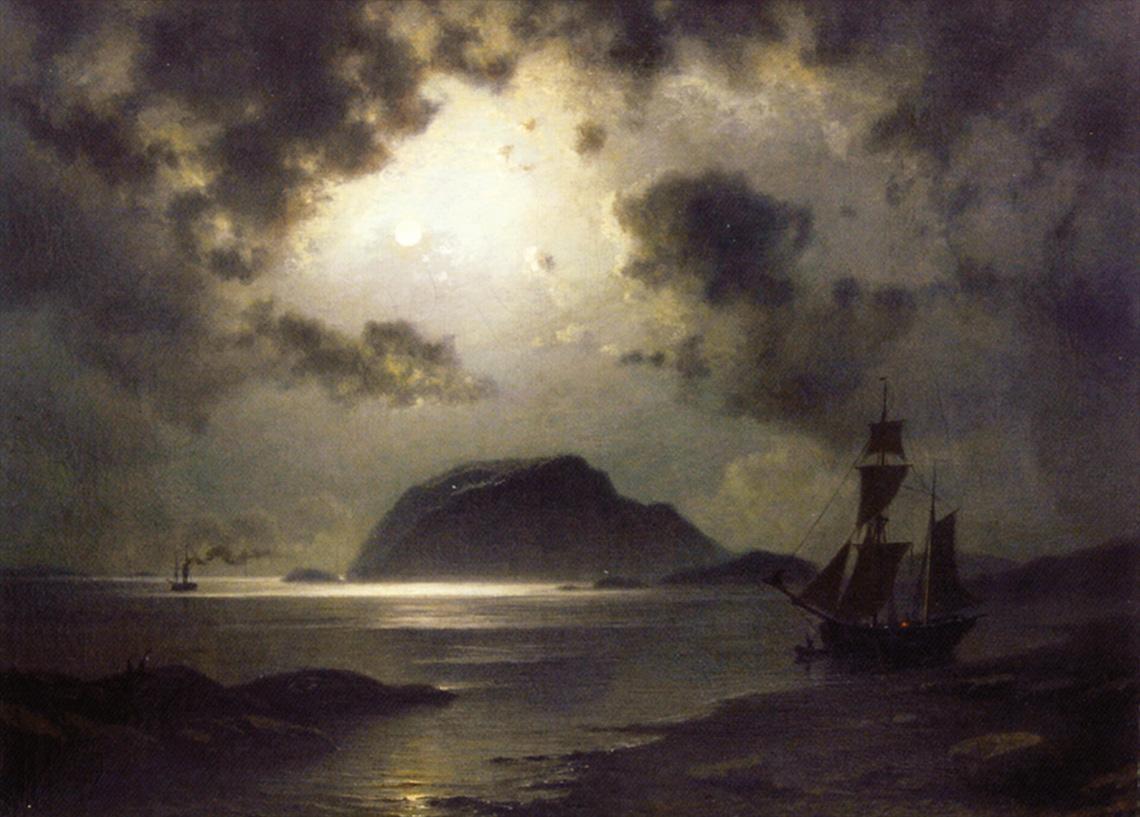 Knud Baade (1808 – 1879)