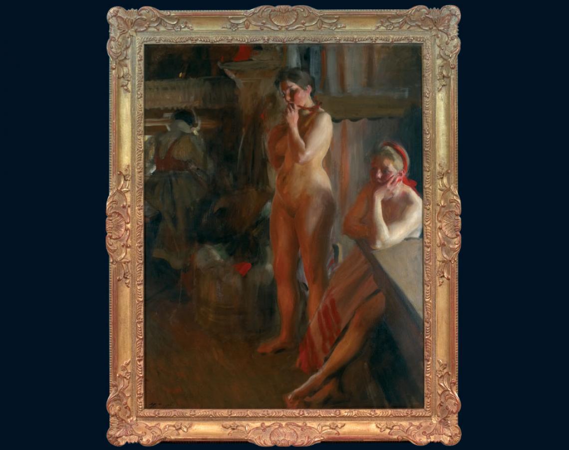 «Eldsken», 1905